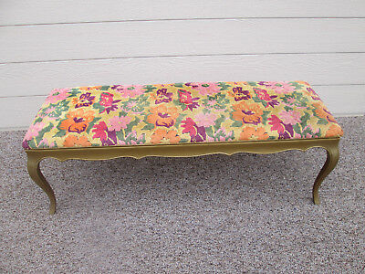 57350 Hibriten Furniture Co. Mid Century Window Bench