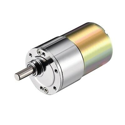 Micro Gear Box Motor Speed Reduction Gearbox Centric Output Shaft DC 12V 24V New