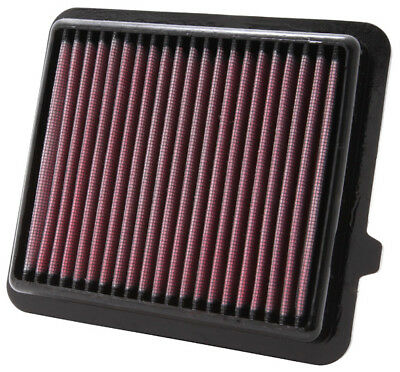 33-2433 K&N Replacement Air Filter HONDA INSIGHT 1.3L L4; 2010 (KN Panel Replace