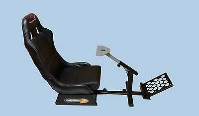 PlaySeat Evolution A1 GP Racing Seat - Edición estandard (Negro)