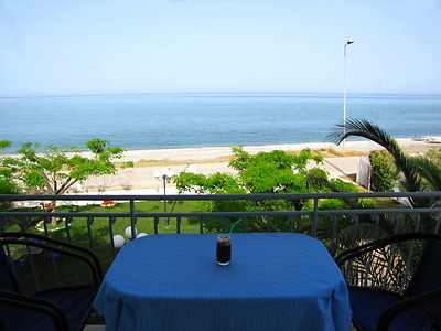 Greece Holidays 1 week Vacation in Velika apartments opposite sea max 5 persons