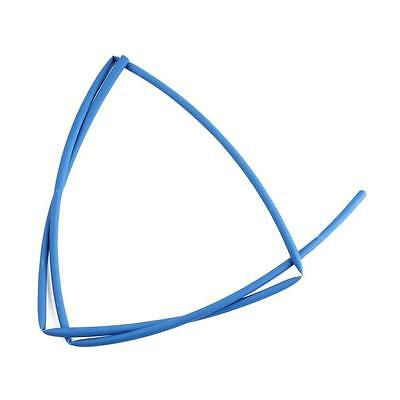 Weatherproof Heat Shrink Tubing Sleeving Wrap Wire Cable Blue 1M for plane SL