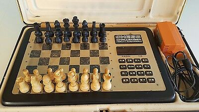 chess  fidelity electronic