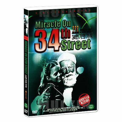 Miracle On 34th Street (1947) DVD - George Seaton (*New *Sealed *All Region)