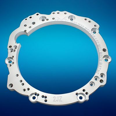 Toyota 1Jz 2Jz Engine Adapter Plate To Bmw M20 M50 S50 M52 M57 Gearbox 1 Jz 2J