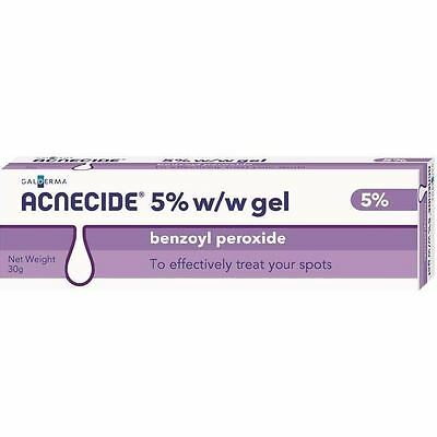 Acnecide Topical Aqueos Gel 5% 30g