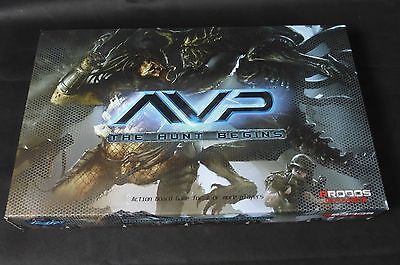 AVP The Hunt Begins Board Game