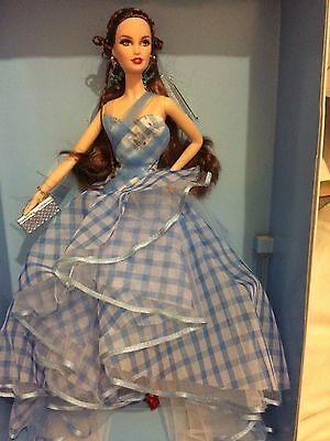 Gold label, The wizard of Oz, Glamour Dorothy barbie doll