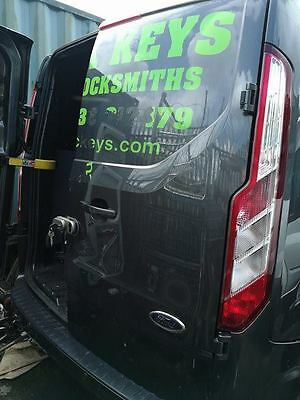 2016 Ford Transit Custom Rear Doors (Pair) With extra safety lock