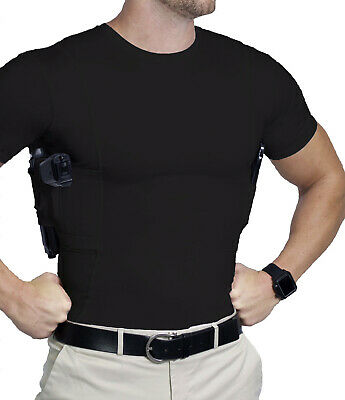 Style 40011 5.11 Tactical Men/'s Holster Shirt Covert Concealed Carry Pocket