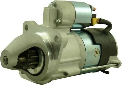 New Starter for Perkins Replaces: 2873K405 2873K624 2873K625 63280041 714/40231