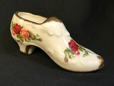 Royal Albert Old Country Roses Shoe