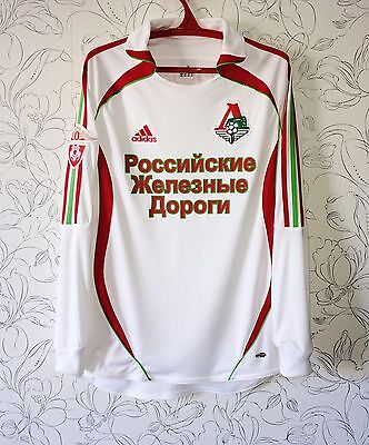 Match worn issue maglia maillot camiseta trikot shirt Lokomotiv Moscow Russia