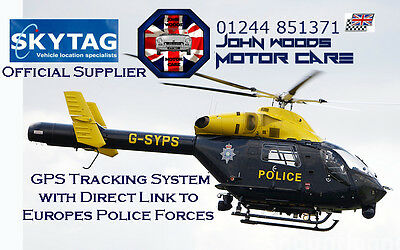 SkyTag GPS Tracker Protect your Classic Car, Landrover, Tractor or Quad Bike