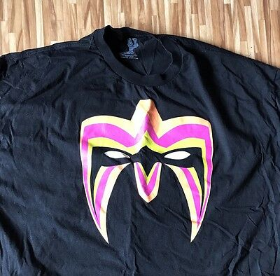 WWE Ultimate Warrior T-shirt 3XL