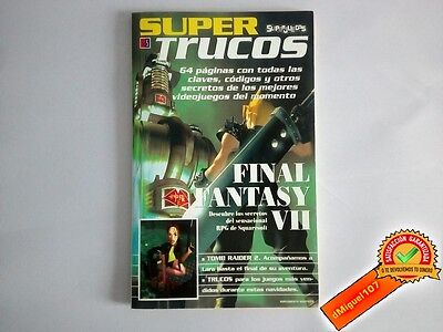 Super Trucos 5 / Final Fantasy VII - Tomb Raider II / Super Juegos