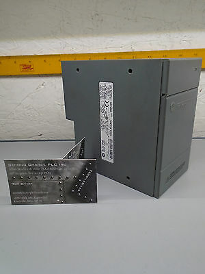 1746-P2 /C Allen Bradley SLC 500 Power Supply 1746P2  N330