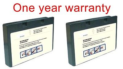 2 Ink cartridge for Epson T5846 Picturemate PM240 PM260 290 inkjet photo printer