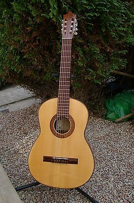 Classical Guitar made by Earl Scheckel