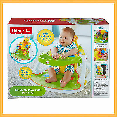 Fisher Price Giraffe Baby Sit Me Up Floor Seat Support