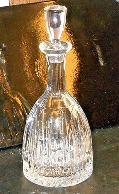 "Mikasa Arctic Lights Decanter - 11 1/4"" Tall"