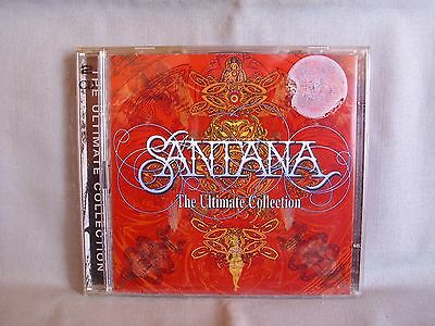 Santana- The Ultimate Collection- 2 CDs mit 39 Titeln- SONY 1998