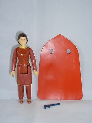 Star Wars-Kenner - Princess Leia Organa (Bespin Gown)-100% Completed-Vintage '80