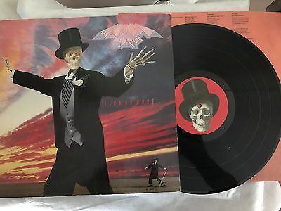 GAMMA RAY - SIGN NO MORE LP 1st PRESS HEAVY METAL 1991 N 0178-1 HELLOWEEN