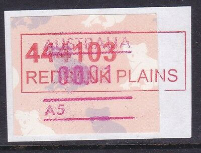 *QUEENSLAND RUBBER POSTMARKS.REDBANK PLAINS.Branch number..*