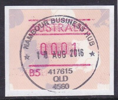 *queensland Rubber Postmarks.nambour Business Hub.2016.*