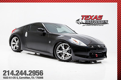 2012 Nissan 370Z Touring With Upgrades 2012 Nissan 370z Coupe Touring With Upgrades! Leather! Automatic! MUST SEE