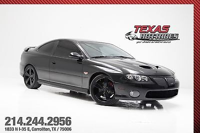 2006 Pontiac GTO LS2 6-Speed Cammed with Upgrades 2006 Pontiac GTO LS2 6-Speed Cammed with Upgrades!