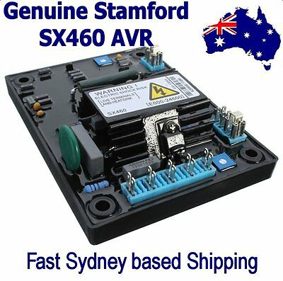 Genuine Stamford AVR SX460 Automatic Voltage Regulator Replacement For Generator