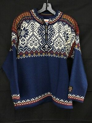 Dale Of Norway SLC Utah 2002 Winter Olympics collectible Norwegian Sweater - XS
