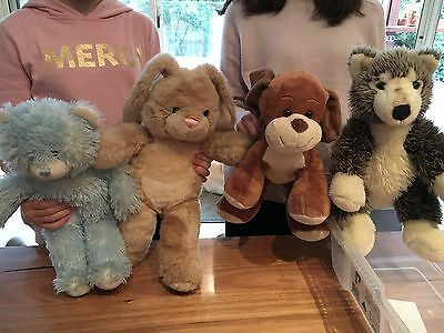 Build a Bear Teddys and Accessories