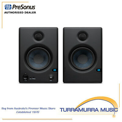 Presonus Eris E4.5 2-way 4.5 inch Studio Monitors - PAIR