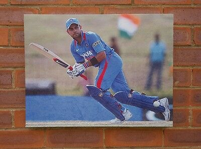 India Cricket - Virat Kohli - Wall Canvas