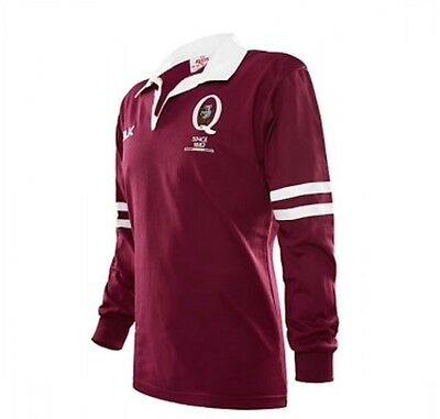 Queensland Reds traditional supporters jersey Plus Size 7XL BNWT