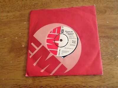 "Ghosts Of Princes In Towers Rich Kids UK 7"" vinyl single record EMI2848 EMI"