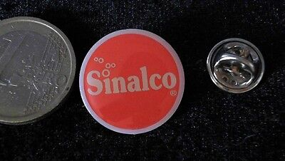 Sinalco Logo Pin Badge rund