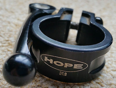 Hope Seat Tube Quick Release Clamp 31.8mm Black