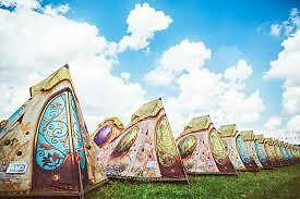 Tomorrowland 2017 | Weekend 1 | Easy Tent Package 2P | Gathering  2 Personen