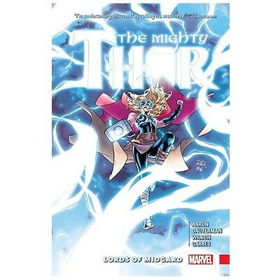 The Mighty Thor Lords Of Midgard Volume 2 Book By Jason Aaron 2016 Paperback