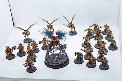 Stormcast Eternals Army, Beautifully Painted Force, Age Of Sigmar