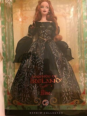 Gold label, Legends of Ireland Aine barbie doll