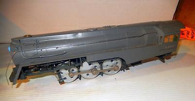Lionel Smithsonian- Nyc - Three Rail - Dreyfus Hudson #5450- Incomplete- S14