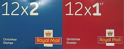 BRAND NEW 1st 2nd Class Postage Stamps DISCOUNT OFFER First Second SMALL x12