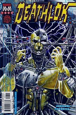Deathlok (Vol 2) #   8 Near Mint (NM) Marvel Comics MODERN AGE