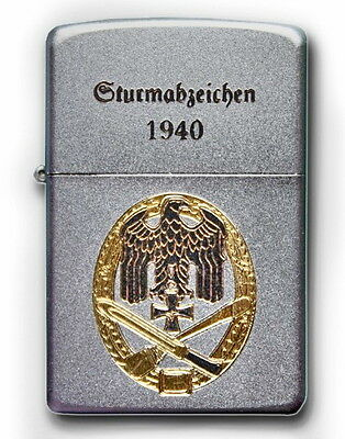 ZIPPO History GERMAN WWII 1940 EAGLE & CROSS WEHRMACHT Limited Edition VERY RARE