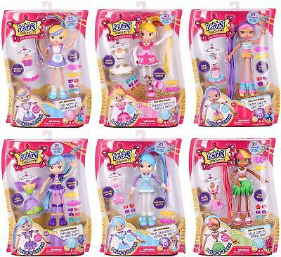 Betty Spaghetty Mix, Match, Style! Doll Single Pack - Choose Your Favourite